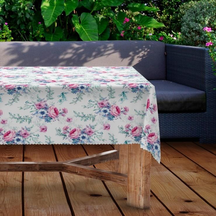 Waterproof garden tablecloth MIGD434-323
