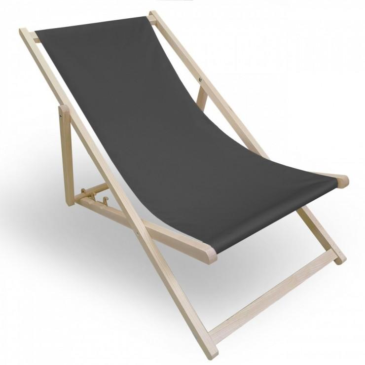 Garden chair graphite
