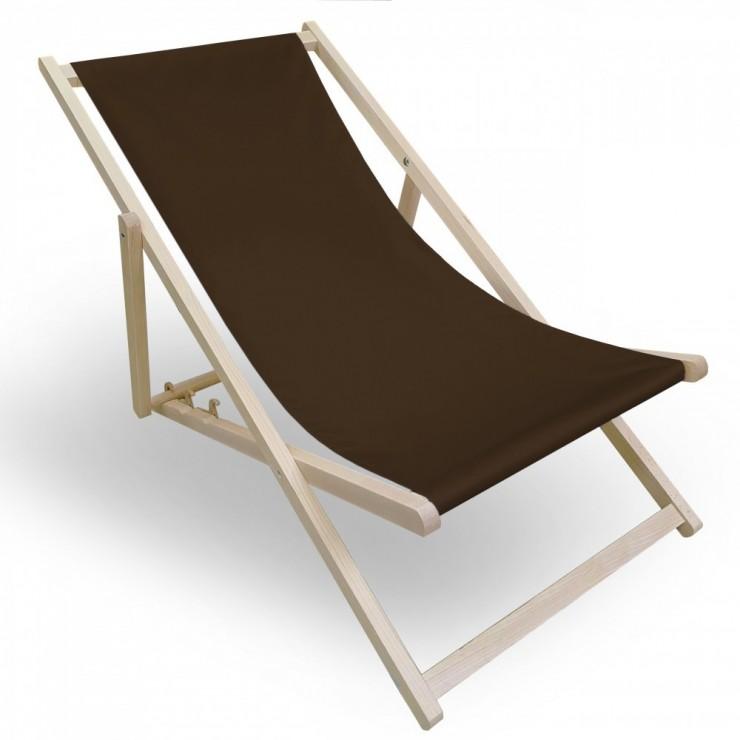 Garden chair brown