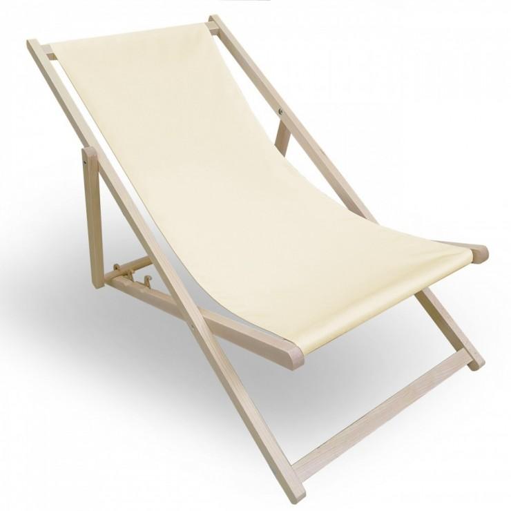 Garden chair cream