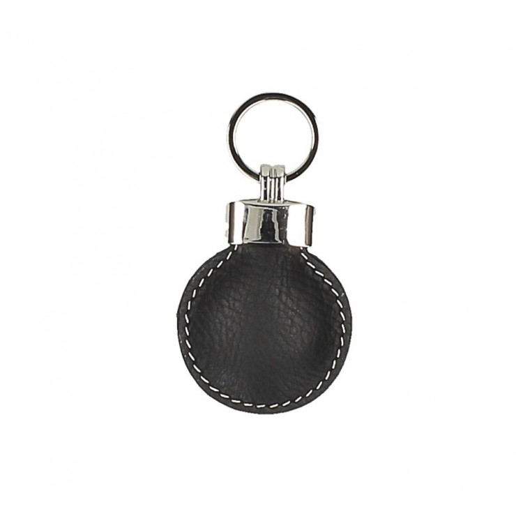 Leather key chains Katty 179K black
