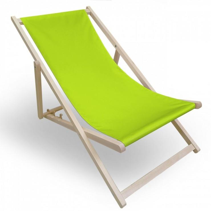Garden chair lime green