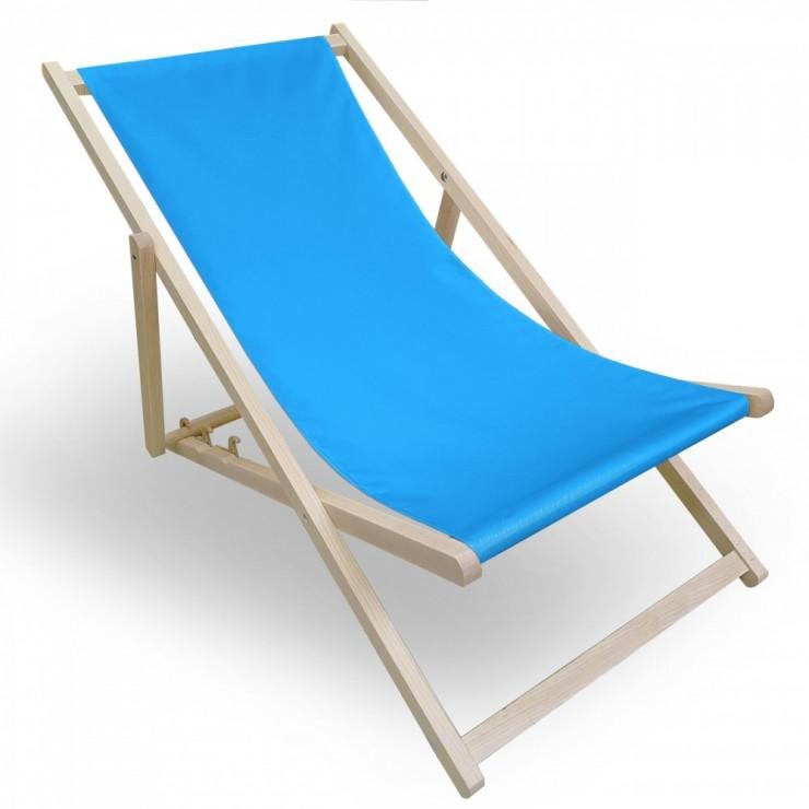 Garden chair sky blue