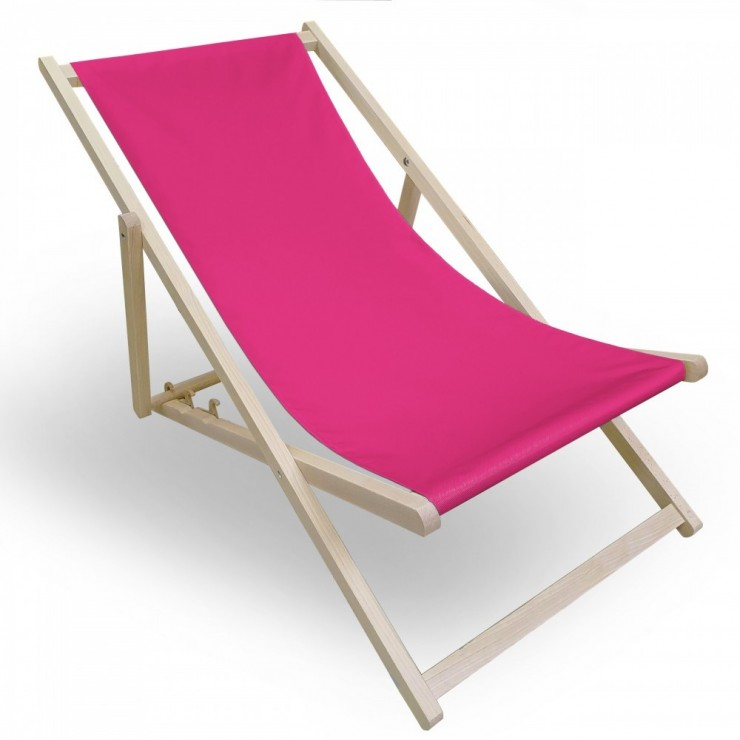 Garden chair pink