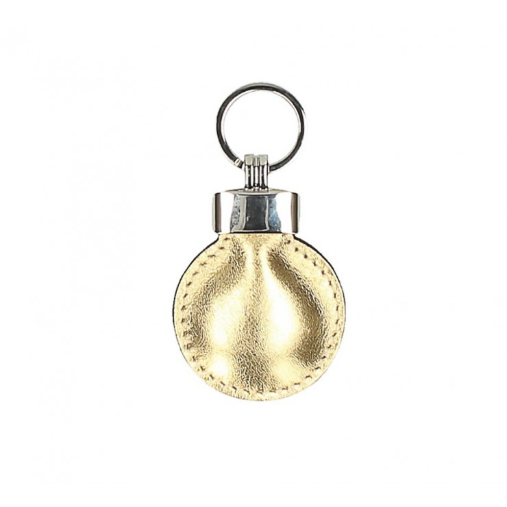 Leather key chains Katty 179K gold