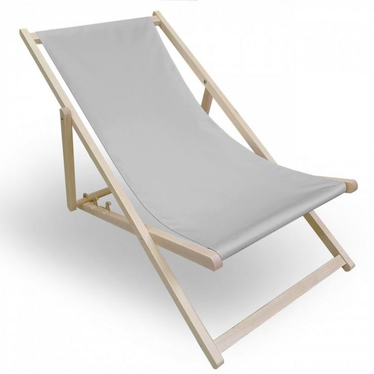 Garden chair light gray