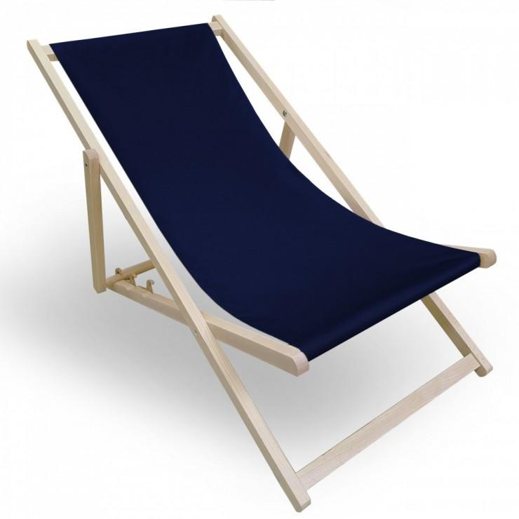 Garden chair dark blue