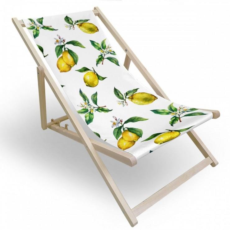 Garden chair citrus