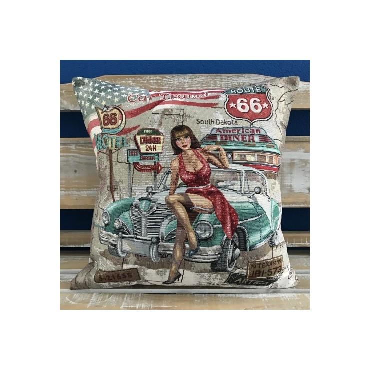 Pillowcase gobelin Eden 877