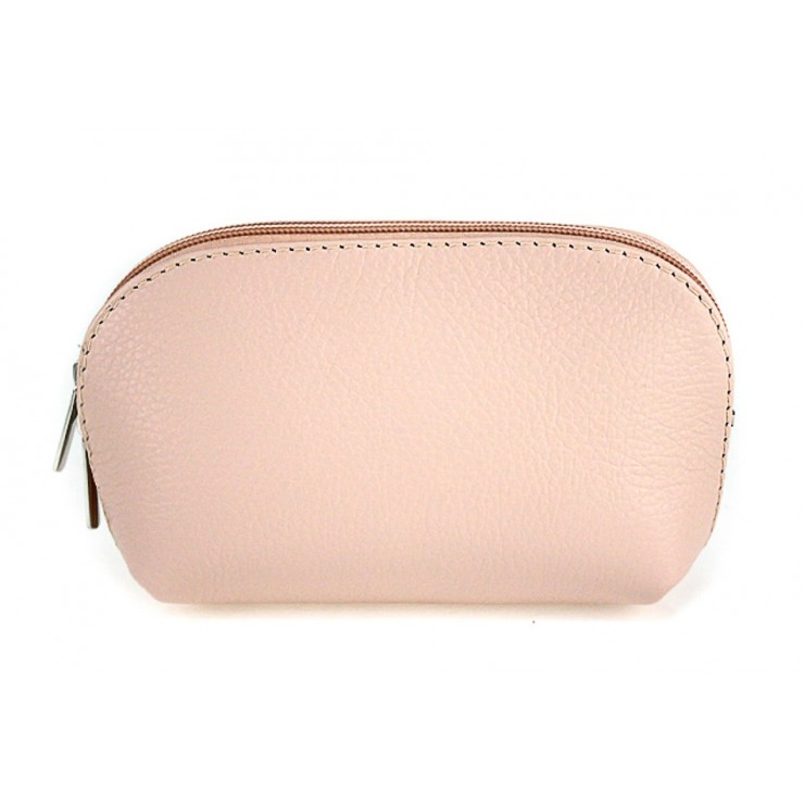 Leather Pouch 593 pink