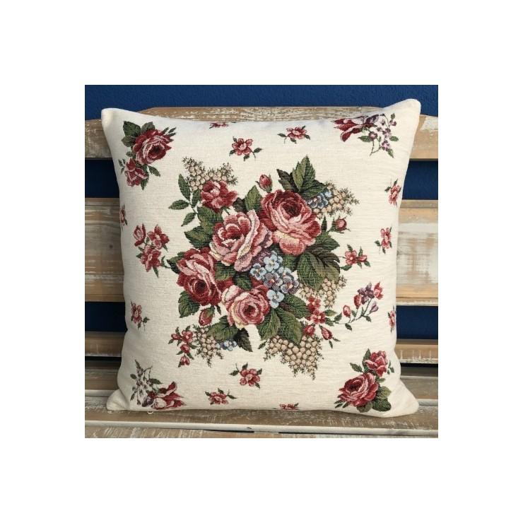 Pillowcase gobelin Chenille 386NA