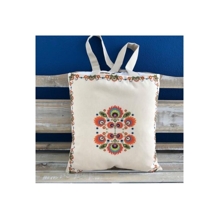 Linen handbag MIT5