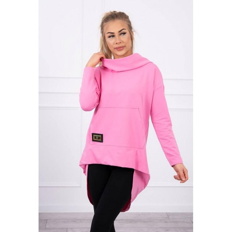 Women's  tunic MI9116 pink