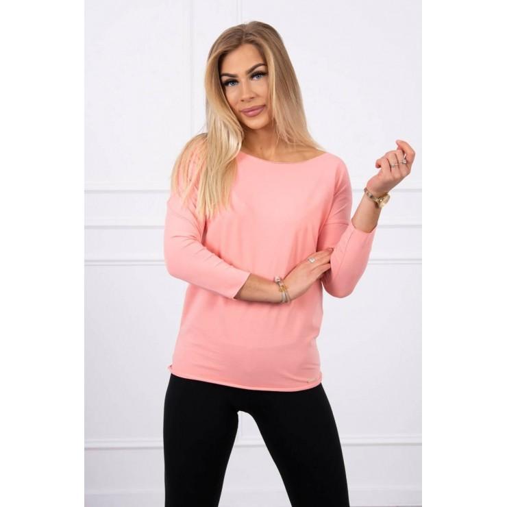 T-shirt CASUAL MI8834 apricot