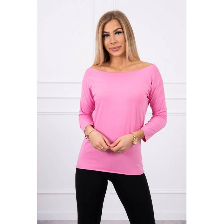 T-shirt CASUAL MI8834 light pink