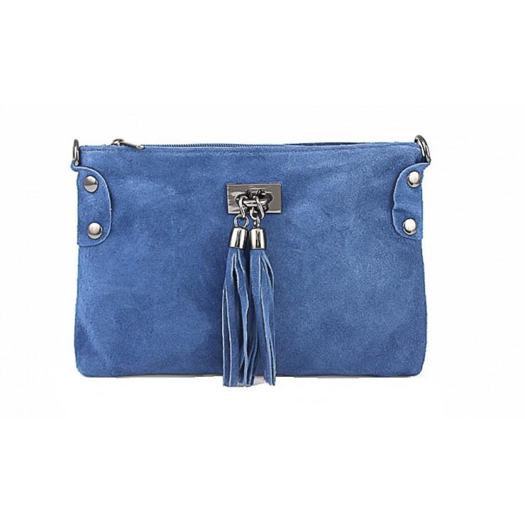 Genuine Leather Handbag 812 jeans