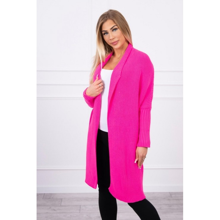 Sweater with sleeves bat type MI2019-13 pink neon