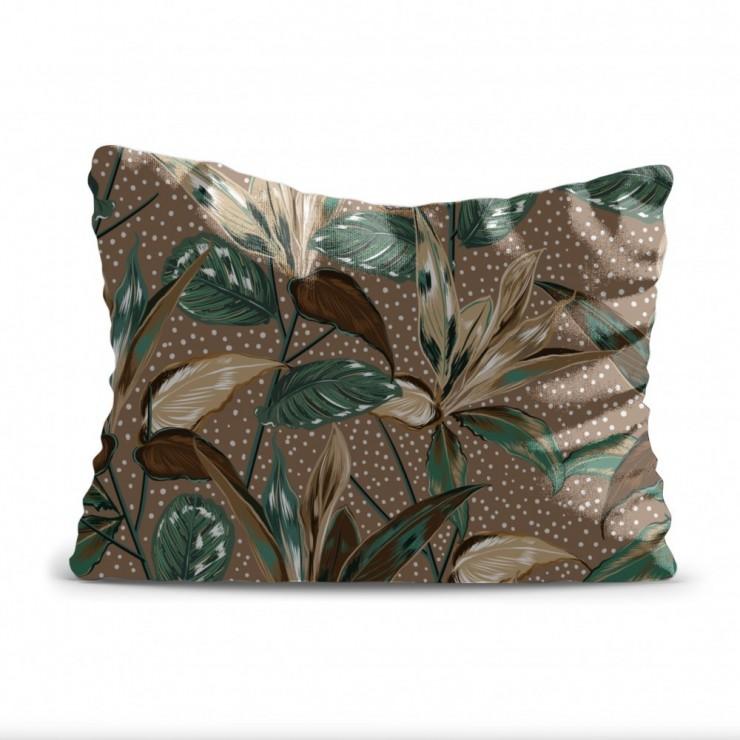 Waterproof garden cushion 50x70 cm
