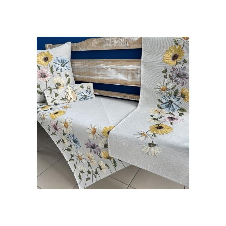 Gobelinový behúň na stôl 45x140 cm Lima 035