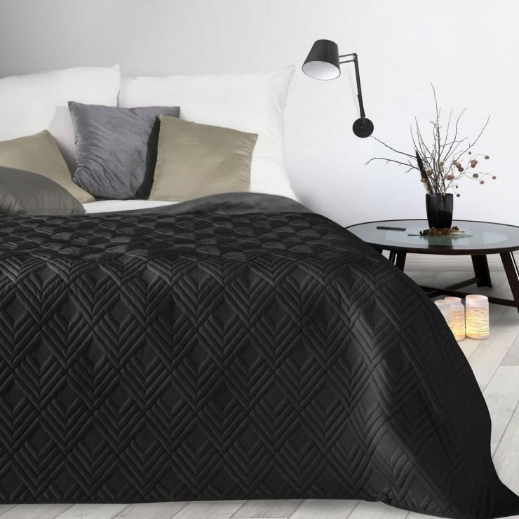 Bedspread Alara1 black