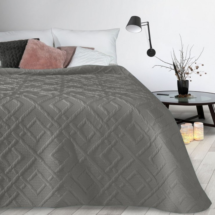 Bedspread Alara2 dark beige