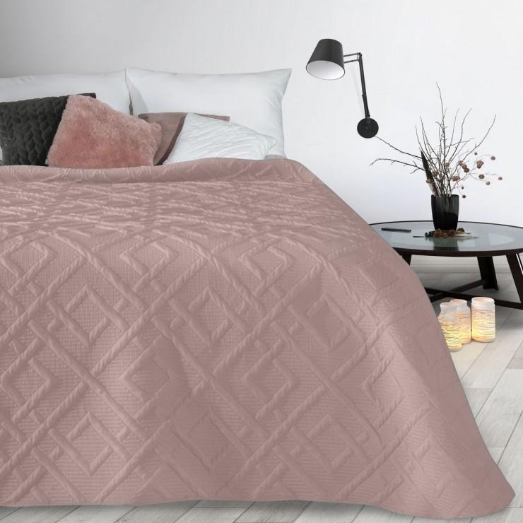 Bedspread Alara2 rosa scuro