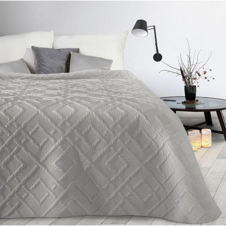 Bedspread Alara2 silver