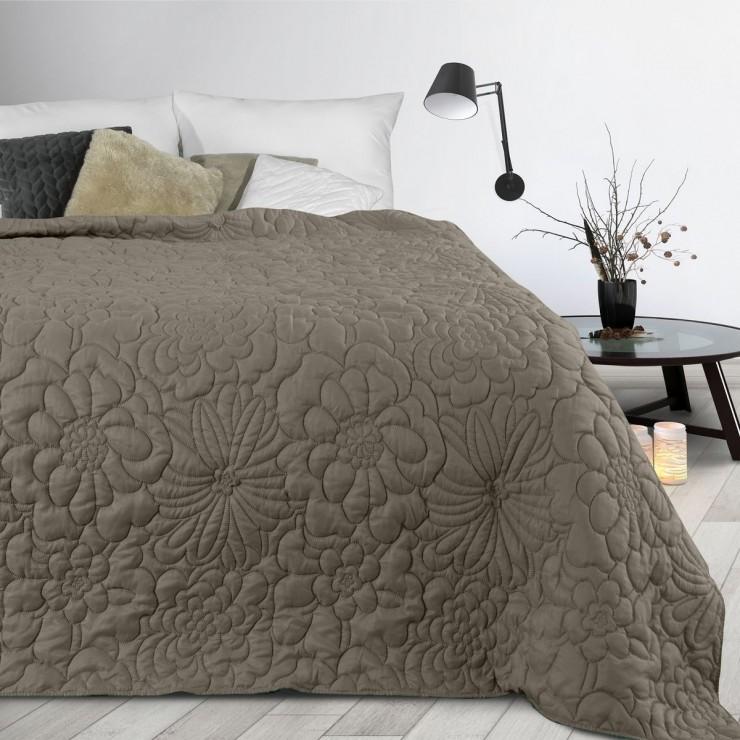Bedspread Alara4 dark beige