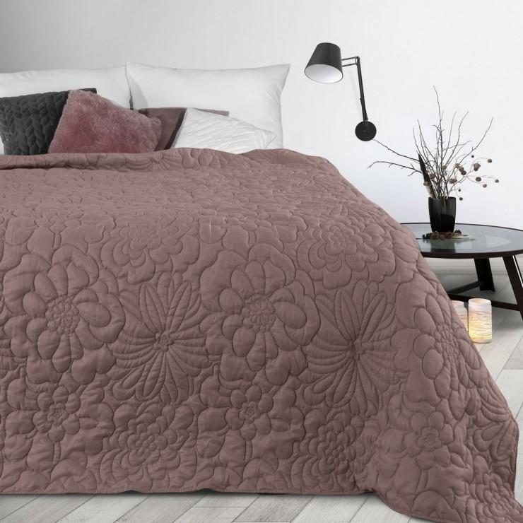 Bedspread Alara4 dark pink