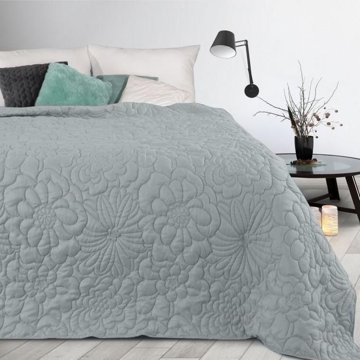 Bedspread Alara4 silver