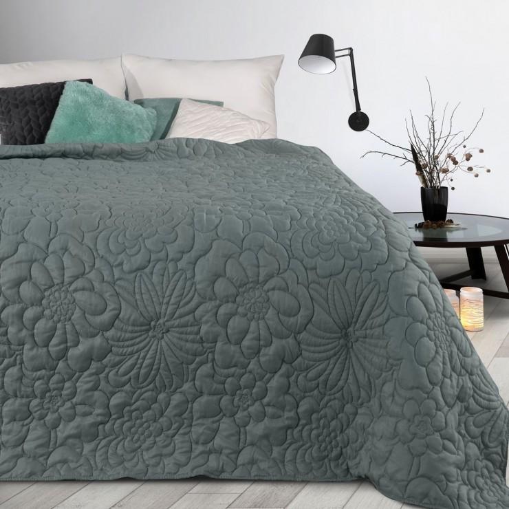 Bedspread Alara4 gray