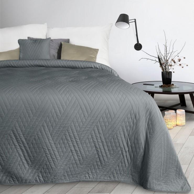 Bedspread Boni1 graphite