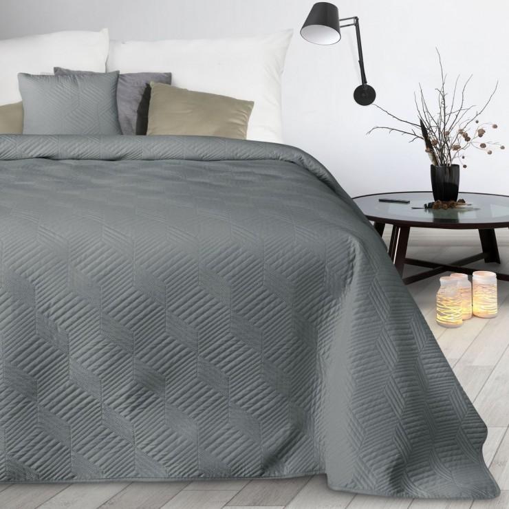 Bedspread Boni2 graphite