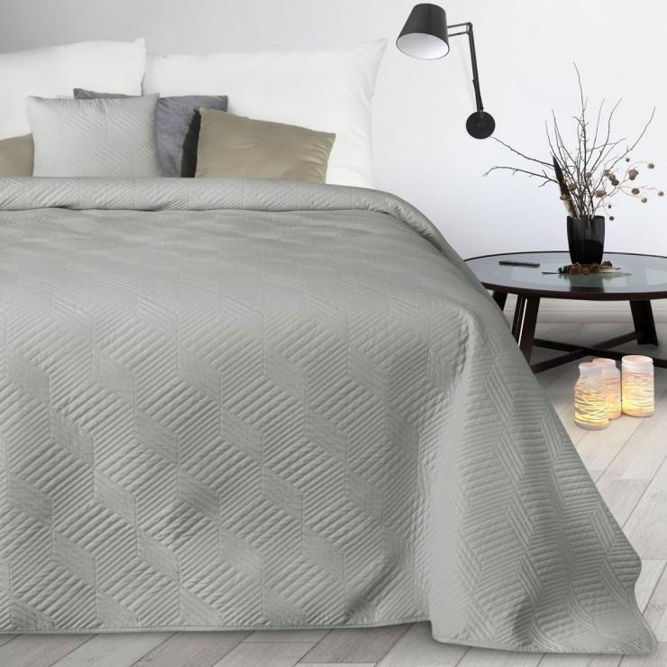 Bedspread Boni2 silver