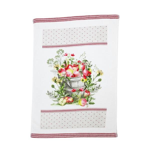 Stylish decorative kitchen towel Mele 50 x 70 cm
