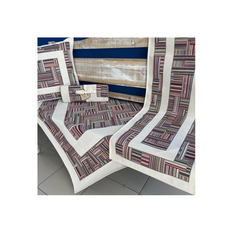Gobelinový behúň na stôl 40x140 cm Eden 1012