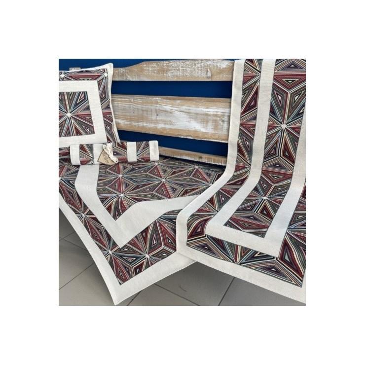 Gobelinový behúň na stôl 40x140 cm Eden 1013