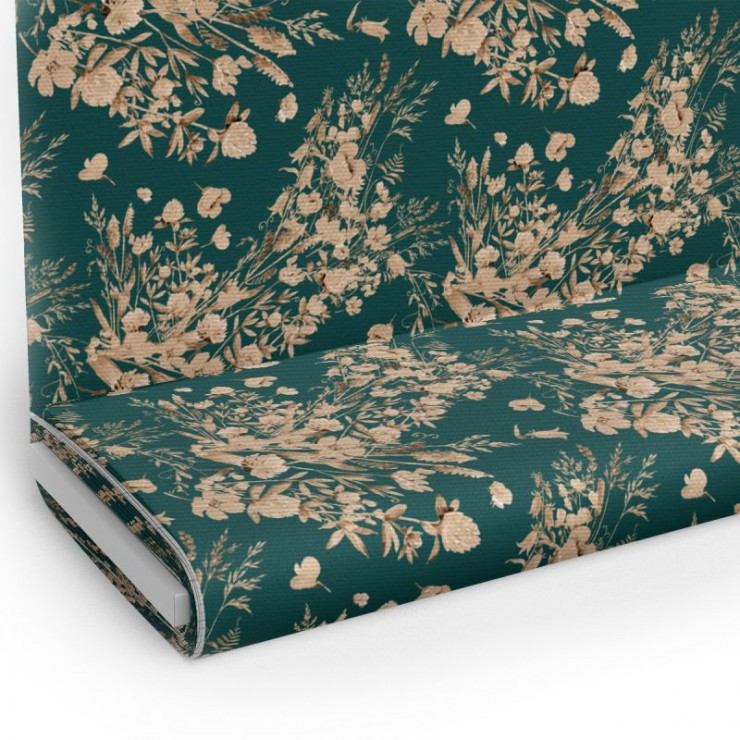 Patterned fabric MIG193, h. 150 cm