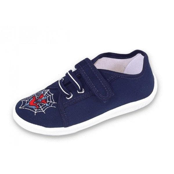 best service 075ae 5fdc4 Pantofole da bambino blu - MONDO ITALIA s.r.o.