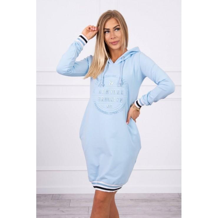 Šaty Brooklyn MI62095 modré