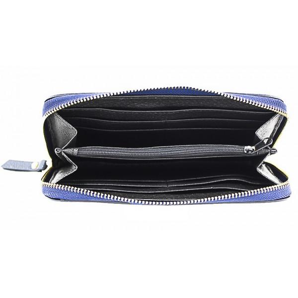 Kožená peňaženka 820B okrová Okrová