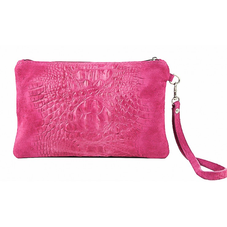 Small Pochette with strap 1475 fuxia