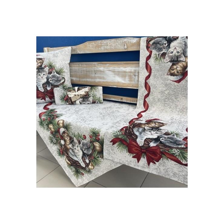 Gobelinový behúň na stôl 40x100 cm Eden 997