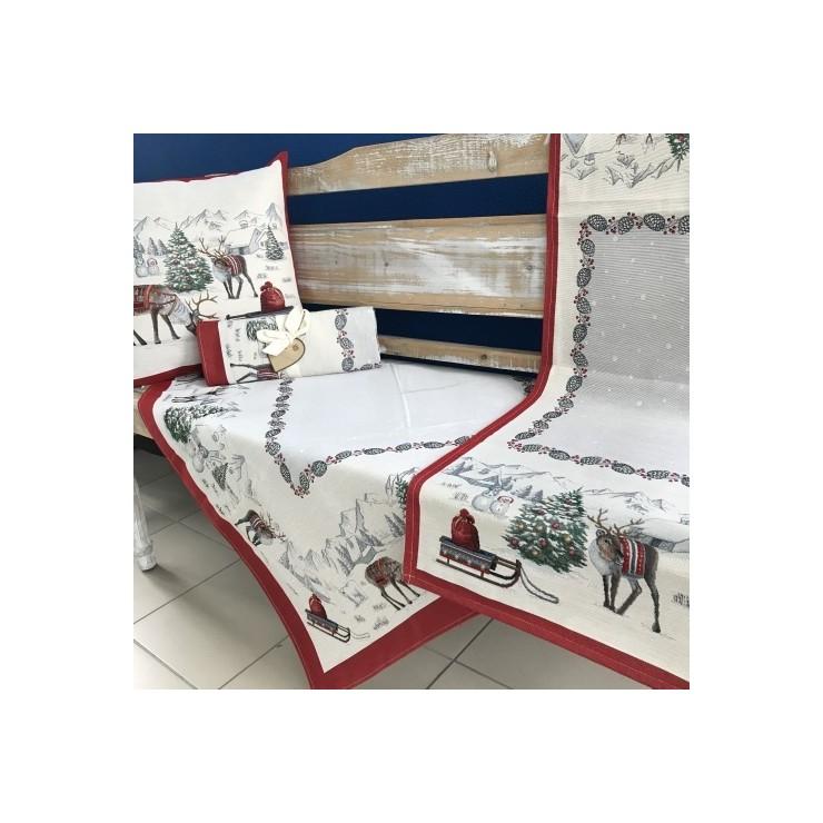 Gobelinový behúň na stôl 40x100 cm Eden 912