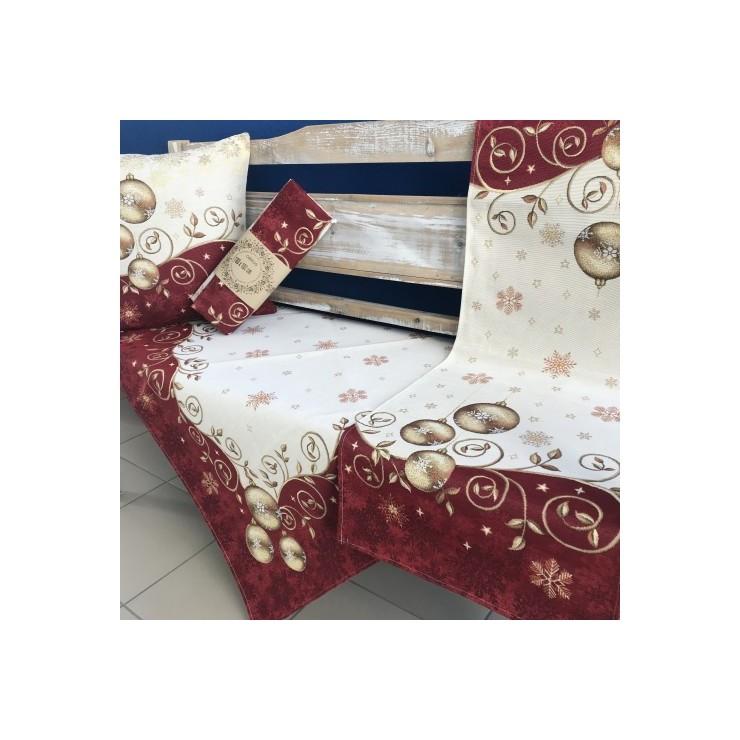 Gobelinový behúň na stôl 40x100 cm Chenille 670