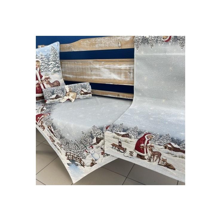 Gobelinový behúň na stôl 45x140 cm Eden 1154