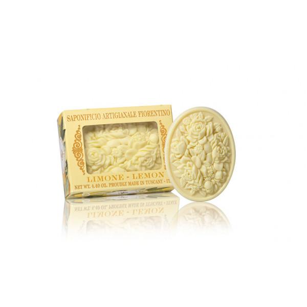 Prírodné mydlo Citrón 125 g