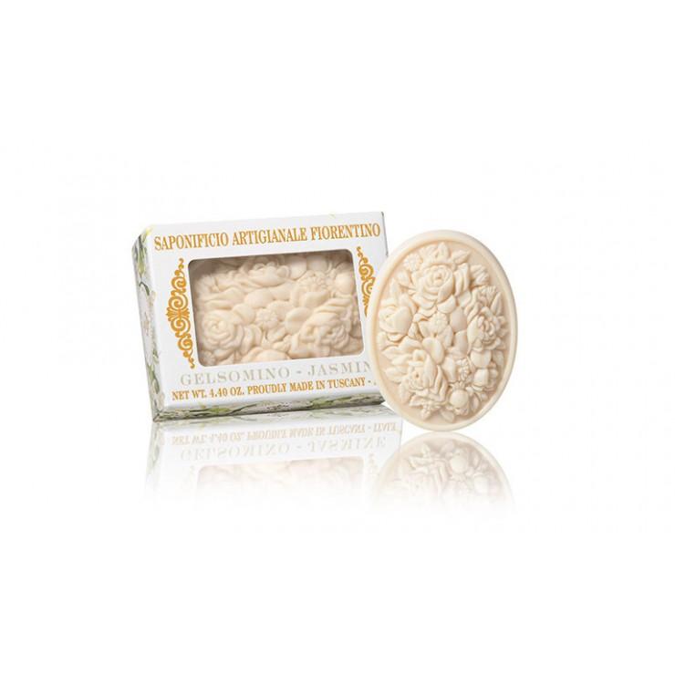 Prírodné mydlo Jazmín 125 g