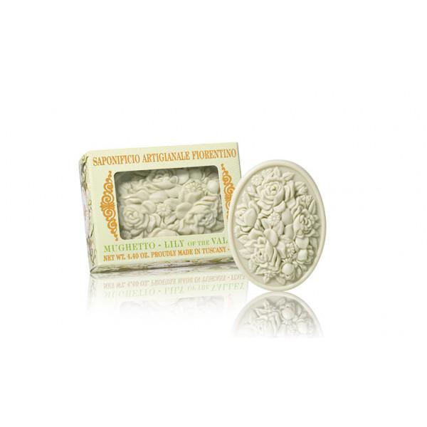 Prírodné mydlo Konvalinka 125 g