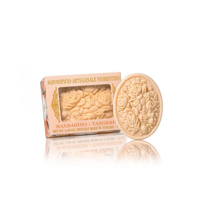 Prírodné mydlo Mandarinka 125 g